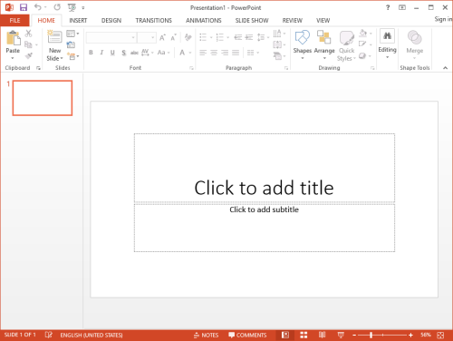 How To Find The Version Number Of Powerpoint Powerpoint Tips And