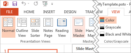 How to permanently change the default font in powerpoint powerpoint slide master toneelgroepblik Images